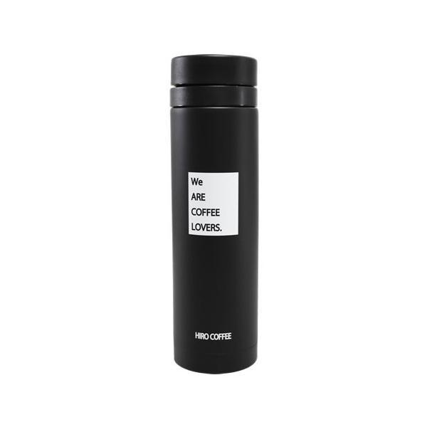 コーヒー器具 ヒロオリジナル商品 スリムサーモステンレスボトル 300ml ヒロオリジナル ボトル 300ml
