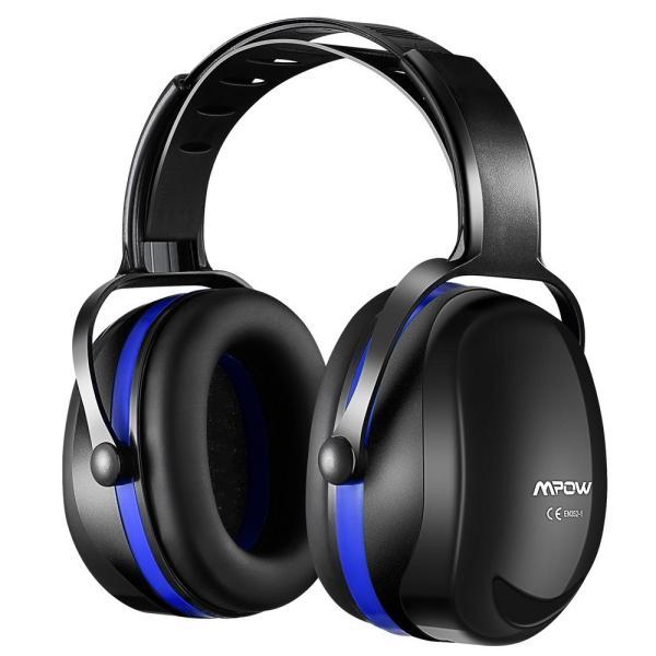 防音 イヤーマフ 聴覚過敏 遮音値36dB 折り畳み型 装着感良好 聴覚保護 耳覆い 射撃 騒音対策 大人子供兼用 ANSI S3.19/CE EN521認証済み 佐川急便|hirofukushop|10