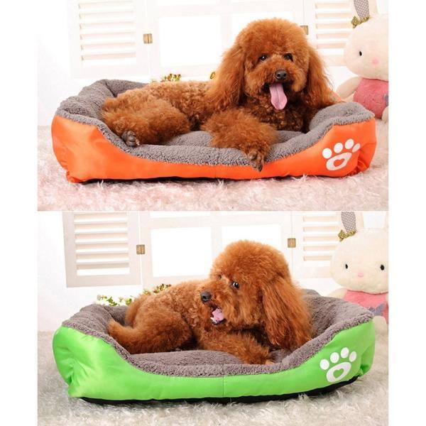 ペットベッド 猫 ペット ソファ 小型犬 中型犬 猫用 Mサイズ 柔らかい おしゃれ ふわふわ ペット用品 ペット用グッズ 室内 ペットクッション 佐川急便|hirofukushop|10