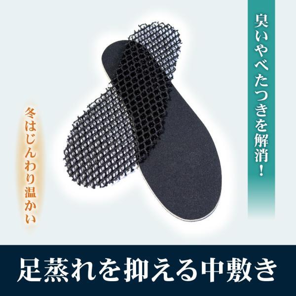 中敷き おすすめ スニーカー インソール 革靴 消臭 蒸れない  洗える 冷え スリッパ 臭い 対策 通気性 サイズ調整|hirooka
