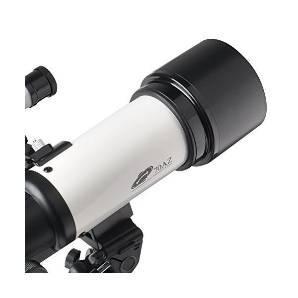 天体望遠鏡 トラベルスコープ70 屈折式 経緯台 口径70mm焦点距離400mm