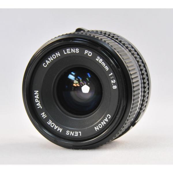 CANON キヤノン LENS FD 28mm F2.8