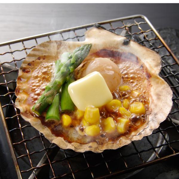 北海道 帆立バター焼き  お取り寄せグルメ ギフト プレゼント 送料無料 HIS ID:12110116