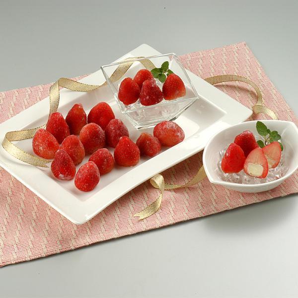 苺の宝石箱(練乳18個)  メーカー直送品 お取り寄せスイーツ ギフト プレゼント HIS  ID:12090213