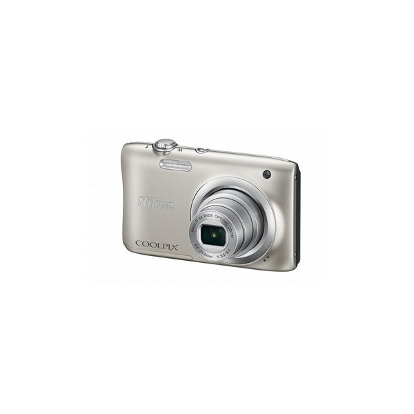 Nicon・ニコン 充電バッテリー COOLPIX A100 シルバ-[COOLPIX S2900の後継機]