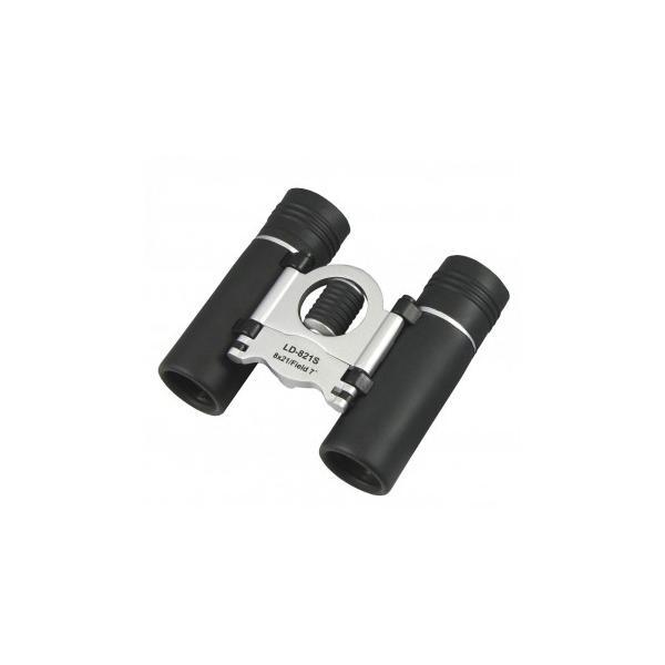 MIZAR・ミザール ダハタイプ 8倍双眼鏡 LD-821S ミザール 8×21 双眼鏡