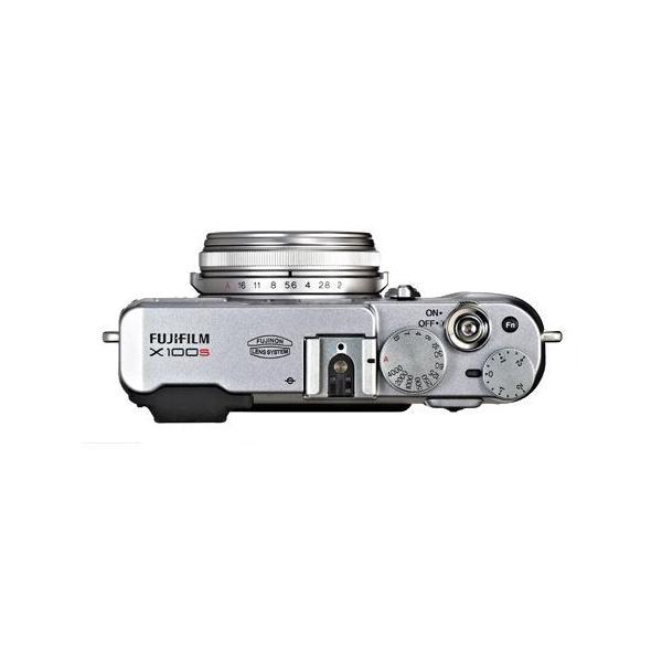 FUJIFILM・フジフィルム プレミアムコンパクトデジタルカメラ X100S (シルバー)