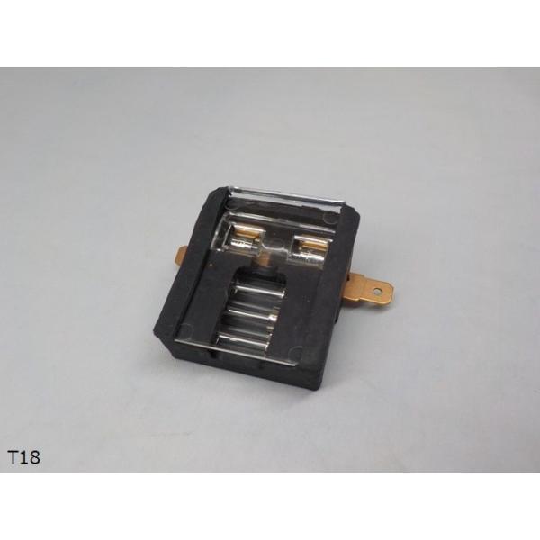 CB750フォア(CB750K)(KO K2)ヒューズボックス