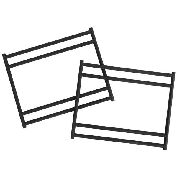 使い方自由自在なテキーラテーブル用レッグ テキーラローレッグS TL2-639-BK
