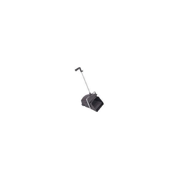 デカチリトリ(車輪付)ダークグレー DP4621007 業務用