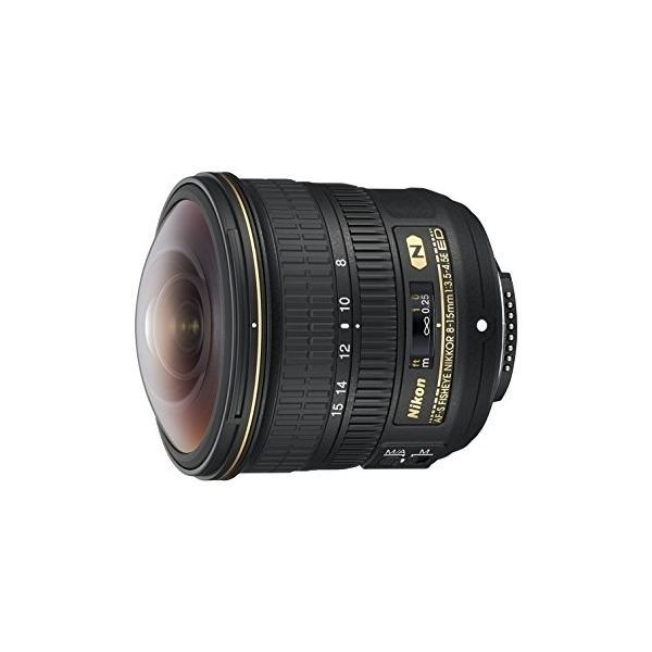 交換レンズ AF-S Fisheye NIKKOR 8-15mm f/3.5-4.5E ED AFS8-15E