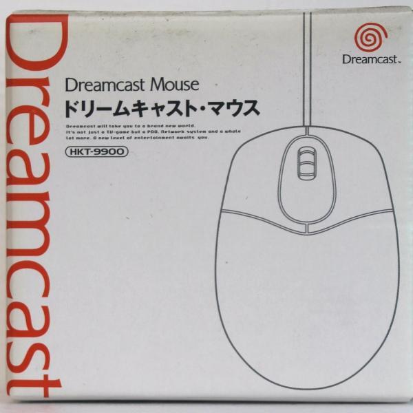 ドリームキャストマウスの画像