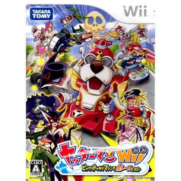 Wii ヤッターマンWii ビックリドッキリマシンで猛レースだコロン【新品】|hitodawara