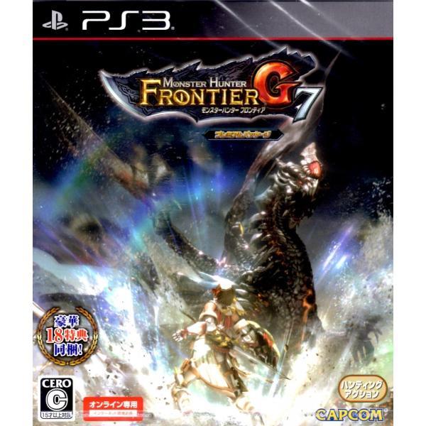 PS3 モンスターハンターフロンティア G7 プレミアムパッケージ【新品】|hitodawara