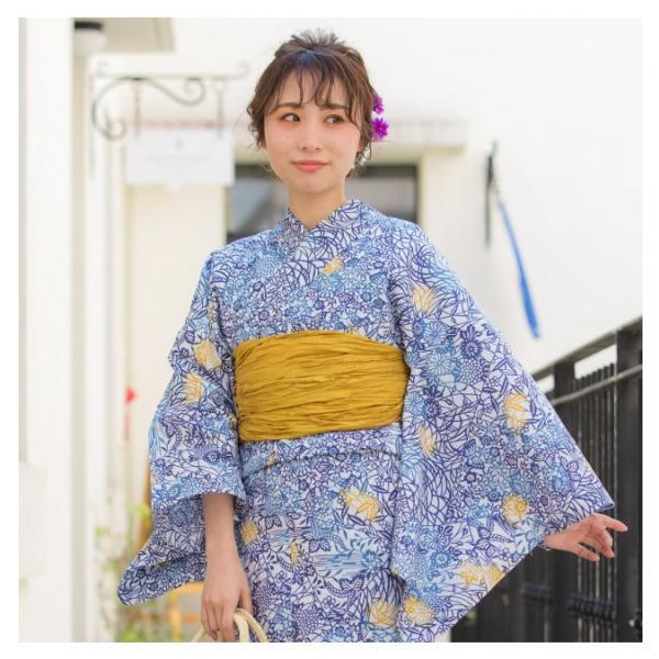 浴衣帯 ゆかた 帯 兵児帯 女性 ボリューム spo0788-e|hitotoki|09