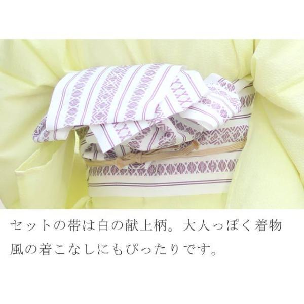 浴衣 レディース 2018 女性 しじら ゆかた yukata 単品 着付 ykt006 hitotoki 13