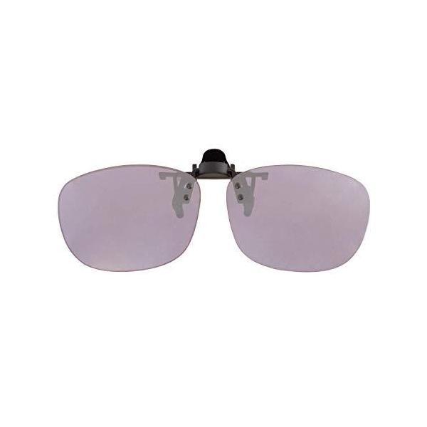 SWANS (スワンズ) スポーツ サングラス クリップオン Clip On CP30-0716_NPUR 日本製 ミラーレンズ メガネにつける 跳ね上げタイプ