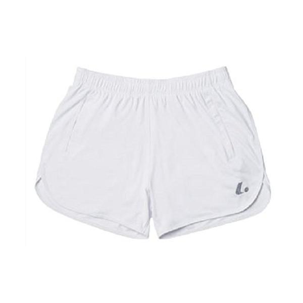 Lucent(ルーセント) レディース ソフトテニス ショートパンツ XLS-3090 ホワイト XO