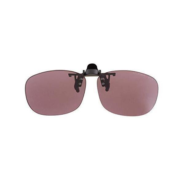SWANS (スワンズ) スポーツ サングラス クリップオン Clip On CP30-0070_PROSK 日本製 偏光レンズ メガネにつける 跳ね上げタイプ