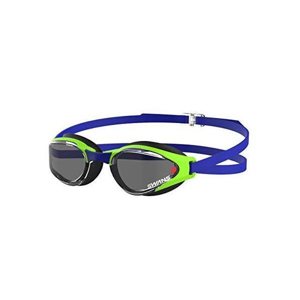 SWANS(スワンズ) スイミングゴーグル 水泳 競泳用 スイミングゴーグル アセンダー 偏光レンズ プレミアムアンチフォグ Fina承認モデル CLA SR81PPAF