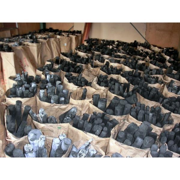 木炭 炭  自社製 大分の椚炭(くぬぎ炭)切炭6-6.5cm5kg 大分県産 最高級|hiyorinet|03