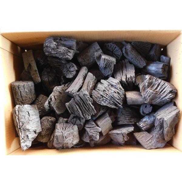 木炭 炭 大分の椚(くぬぎ)荒炭(5-10cm)10kg箱入り 大分県産 最高級|hiyorinet