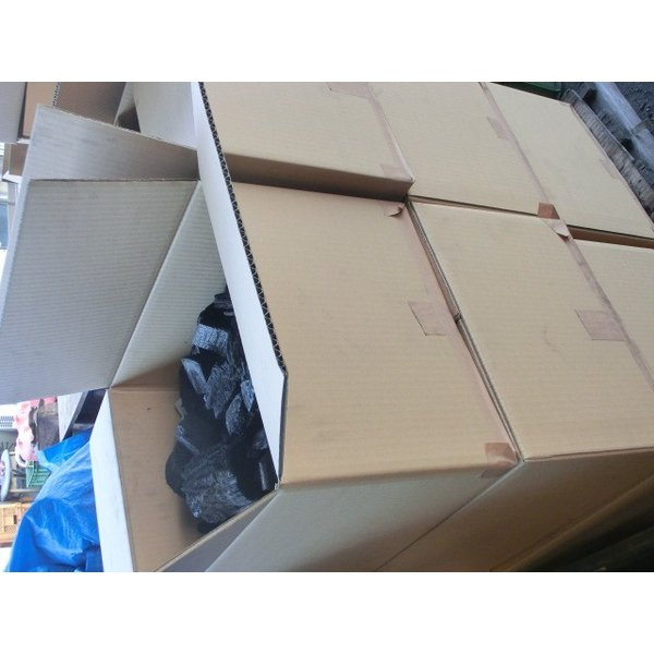 木炭 炭 大分の椚(くぬぎ)荒炭(5-10cm)10kg箱入り 大分県産 最高級|hiyorinet|03