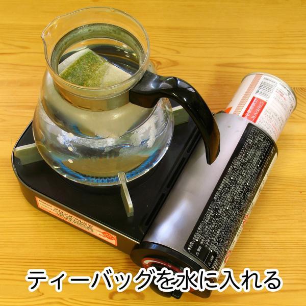 国産なずな茶4g×30パック 濃厚な煮出し用ティーバッグ 徳島県産 農薬不使用 ナズナ茶 ティーパック 自然健康社 hl-labo 04