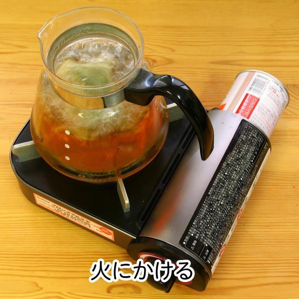 国産なずな茶4g×30パック 濃厚な煮出し用ティーバッグ 徳島県産 農薬不使用 ナズナ茶 ティーパック 自然健康社 hl-labo 05
