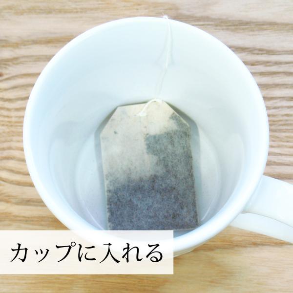 国産よもぎ茶1g×45パック 農薬不使用 手軽な糸付きティーバッグ 美容に 女性に 無農薬 ヨモギ茶 ティーパック 自然健康社|hl-labo|05