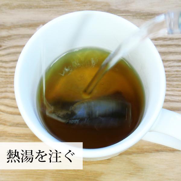 国産よもぎ茶1g×45パック 農薬不使用 手軽な糸付きティーバッグ 美容に 女性に 無農薬 ヨモギ茶 ティーパック 自然健康社|hl-labo|06