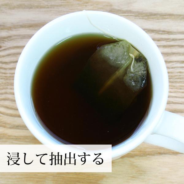 国産よもぎ茶1g×45パック 農薬不使用 手軽な糸付きティーバッグ 美容に 女性に 無農薬 ヨモギ茶 ティーパック 自然健康社|hl-labo|07