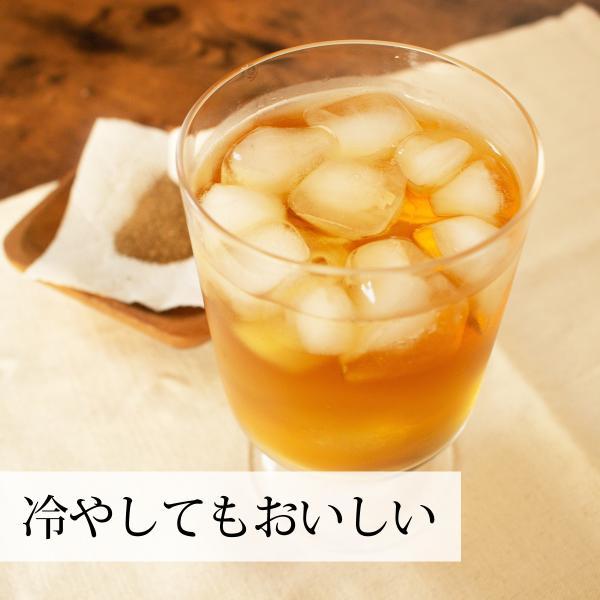国産まこも茶4.5g×30パック 煮出し用ティーバッグ マコモ茶 真菰茶 マクロビオティック マコモダケ ティーパック 無農薬|hl-labo|09