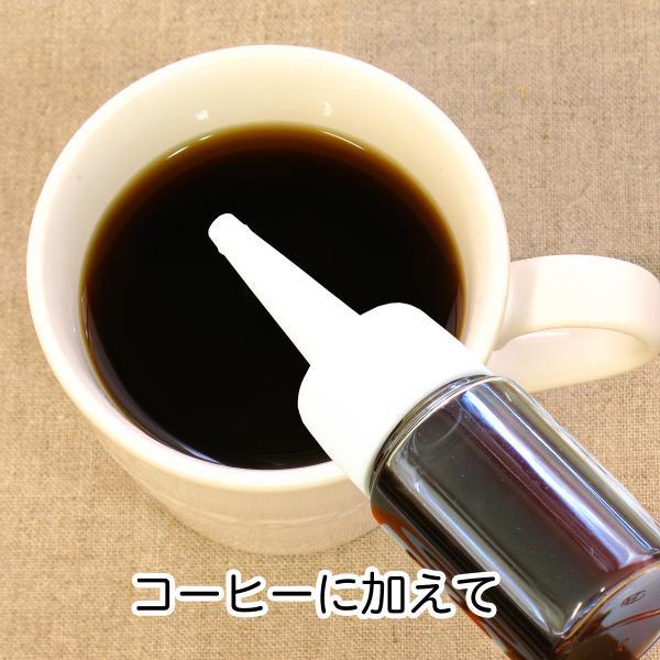 コーヒーに加えて