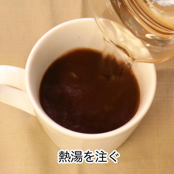 寒天爽快ダイエット30g×16食 粉寒天 パウダー ココア 置き換えダイエット|hl-labo|05