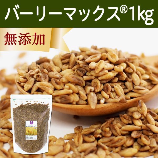 スーパー大麦 バーリーマックス1kg 食物繊維