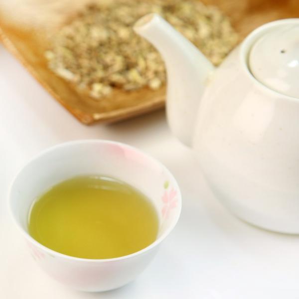 国産ギャバロン茶2g×40パック×2個 ギャバ茶 ガンマアミノ酪酸 手軽な糸付きティーバッグ ティーパック 自然健康社|hl-labo|07