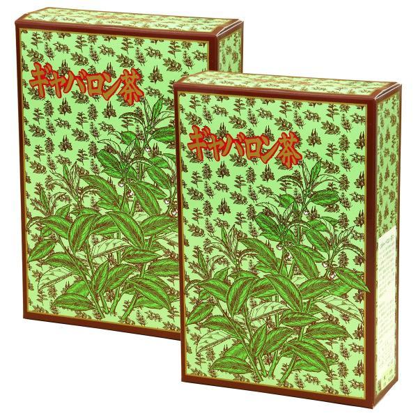 国産ギャバロン茶2g×40パック×2個 ギャバ茶 ガンマアミノ酪酸 手軽な糸付きティーバッグ ティーパック 自然健康社|hl-labo|10