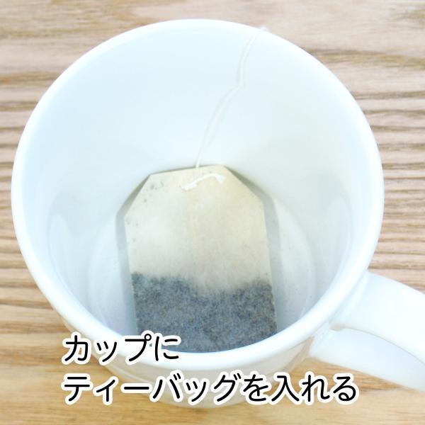 国産ギャバロン茶2g×100パック×2個 ギャバ茶 ガンマアミノ酪酸含有 糸付きティーバッグ ティーパック 自然健康社|hl-labo|03