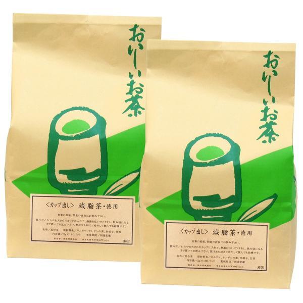 減脂茶・徳用2g×180パック×2個 ギムネマ、甘草、決明子、サンザシ配合のダイエット茶|hl-labo|08