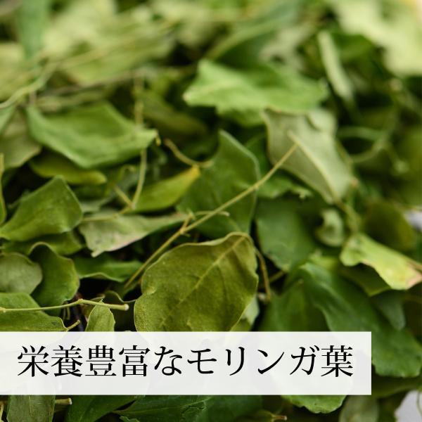 モリンガ青汁粉末 100g×2個 農薬不使用 無添加 100% フィリピン産 スーパーフード ミラクルツリー|hl-labo|06