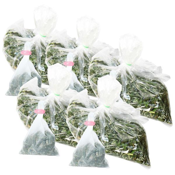 よもぎ蒸しのよもぎ250g×5個 よもぎ蒸し用 自宅用 薬草 材料 国産 徳島県産 乾燥ヨモギ 煮出し袋・クリップ付き 蓬蒸しに使える|hl-labo|06