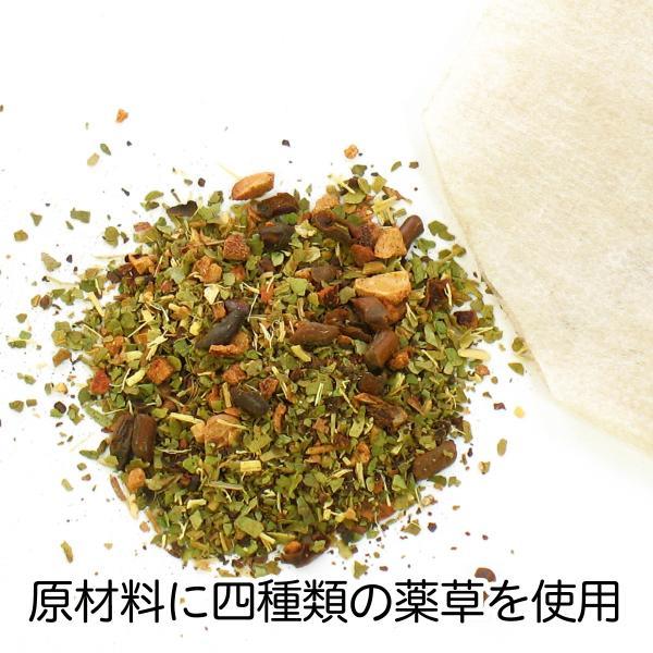 送料無料 減脂茶・箱60パック ギムネマ、甘草、決明子、サンザシ配合のダイエット茶|hl-labo|02