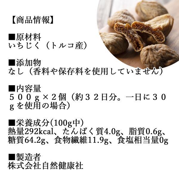 イチジクの栄養素