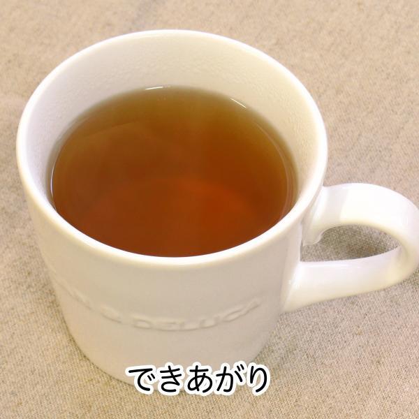 送料無料 国産タラノキ茶6g×30パック×2個 濃厚な煮出し用ティーバッグ サポニン タラの葉使用 ティーパック 自然健康社|hl-labo|06