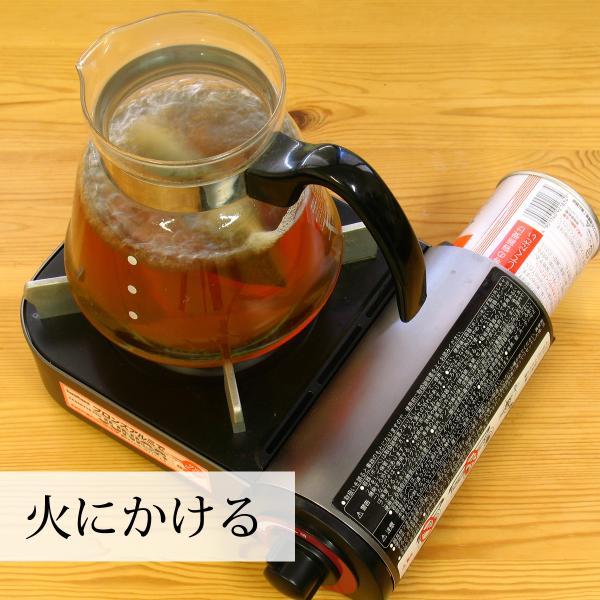 甜茶3.3g×32パック×3個 甜葉懸鈎子 濃厚な煮出し用ティーバッグ 季節の変わり目に バラ科 ティーパック 自然健康社|hl-labo|04
