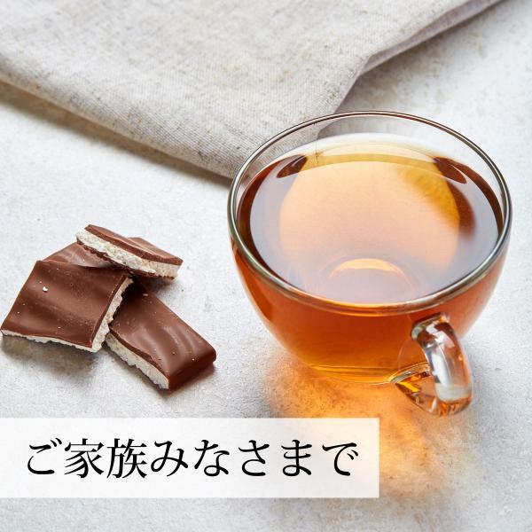 甜茶3.3g×32パック×3個 甜葉懸鈎子 濃厚な煮出し用ティーバッグ 季節の変わり目に バラ科 ティーパック 自然健康社|hl-labo|08