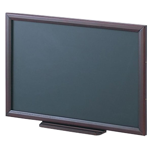 直送品 代引き不可 ナカバヤシ 木製黒板(小) 450×300mm ブラック WCF-4530D ご注文後3〜4営業日後の出荷となります