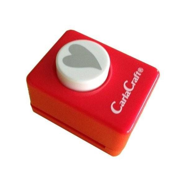 直送品 代引き不可 Carla Craft(カーラクラフト) クラフトパンチ(小) スィートハート CP-1N 4100772 ご注文後3〜4営業日後の出荷となります