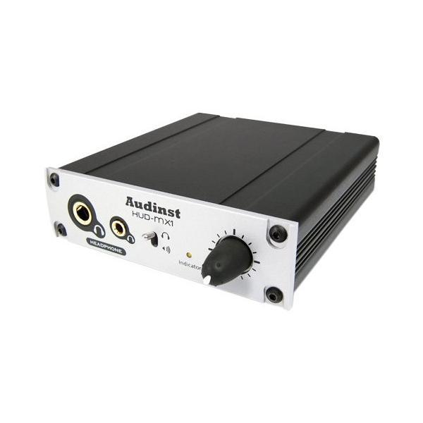 Audinst 休み DAC付ヘッドホンアンプ 正規輸入品 有名な HUD-mx1